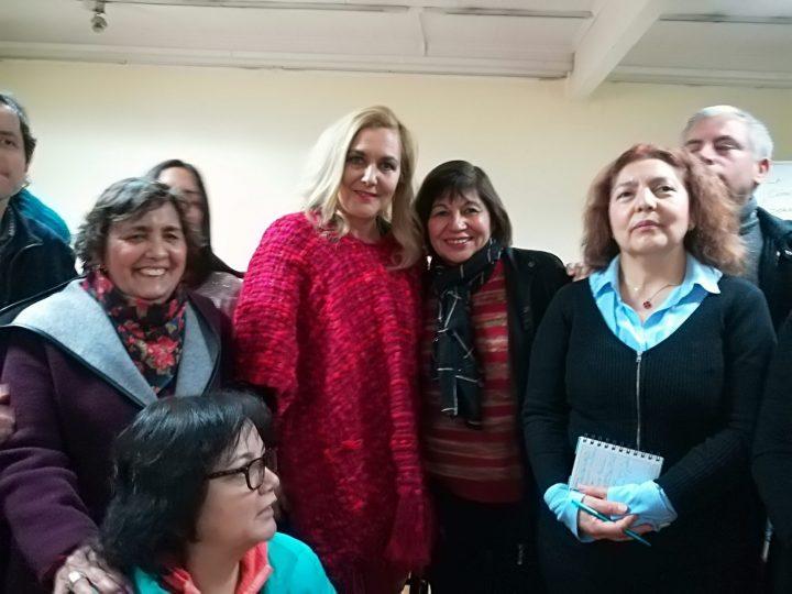 Colegio de Profesores de Chile: conversatorio sobre educación no sexista
