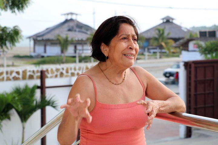 Patricia Salazar, arquitecta y activista