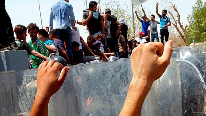 Ιράκ: εικόνα απ' τα παλιά ή από το μέλλον;