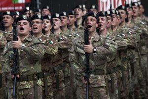 Leva militare,Brignone (Possibile): Salvini pensi a investiresu sicurezza scuola