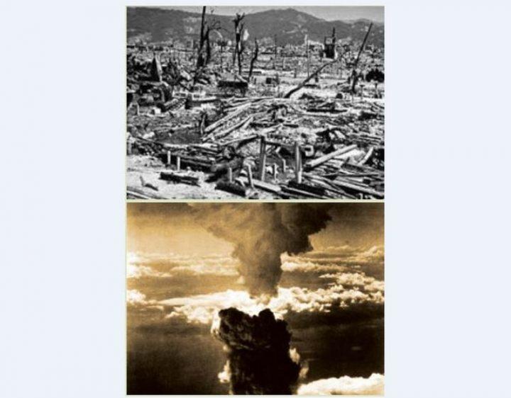 Le mensonge à propos d'Hiroshima