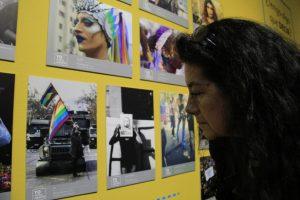 «Yo Fotografio la Diversidad» en el Museo de Bellas Artes, Chile