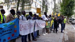 Mauritania: ¡Liberen a Biram Dah Abeid! Manifestación en Bruselas