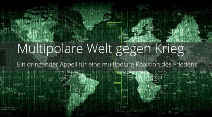 """Appell zur Unterstützung der Sammlungsbewegung """"Aufstehen"""""""