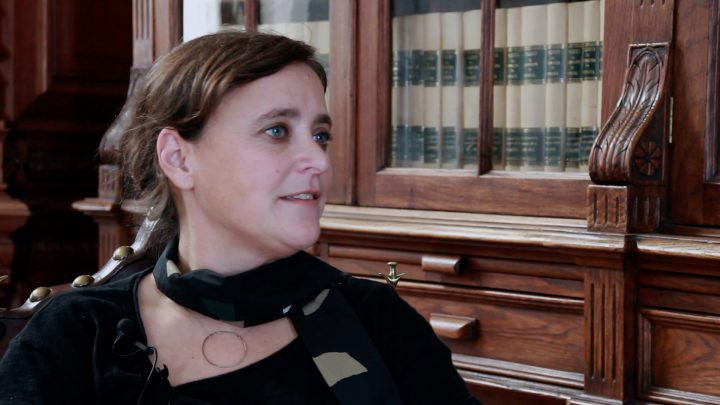 Sara Bizarro: «Es muy difícil hacer planes cuando no tienes seguridad de una renta básica»