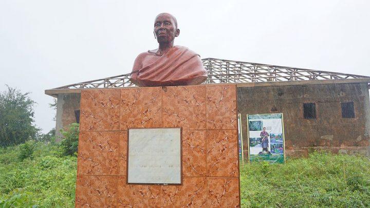 """Afrika, eine Geschichte zum Wiederentdecken – 8. Yaa Asantewa und der """"Krieg des goldenen Stuhls""""."""