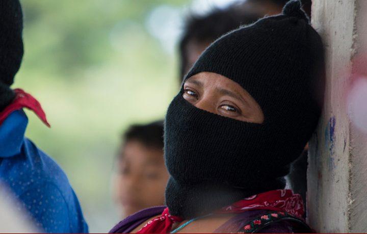 Zapatistas: tejiendo organización en colectivo
