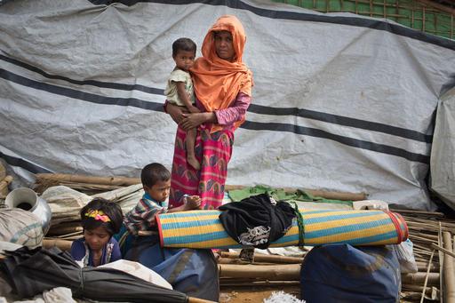 UNICEF/nuovo rapporto Child Alert: il futuro di oltre 500.000 bambini rohingya rifugiati in Bangladesh è in pericolo