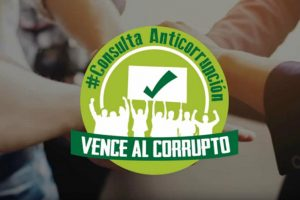 Consulta popular anticorrupción en Colombia