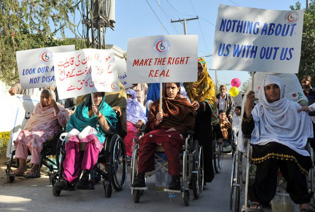 Mujeres y niños con discapacidad sufren mayor discriminación