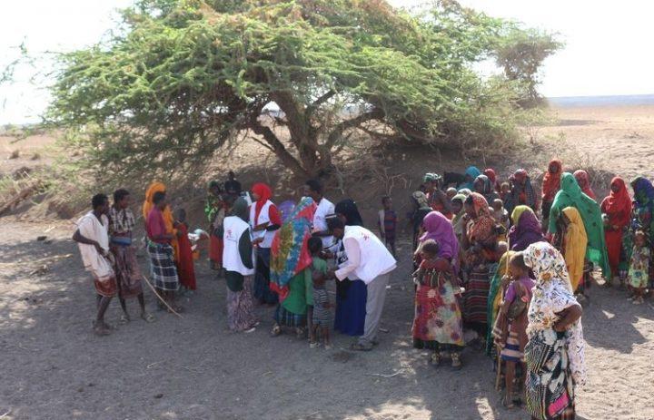 Sur de Etiopía: Alrededor de 1 millón de personas desplazadas necesitan urgentemente ayuda humanitaria