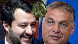 28 agosto. Dal sogno di Martin Luther King al progetto di Matteo Salvini e Viktor Orban