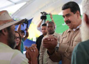 [Venezuela, expliquer ce présent] L'heure venue