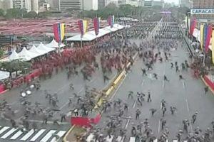 Monde Sans Guerres et Sans Violence : Dénonciation de la tentative d'assassinat du Président du Venezuela