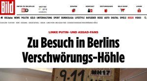 Zum Hintergrund des Artikels über das Coop Anti-Kriegs Café in Berlin