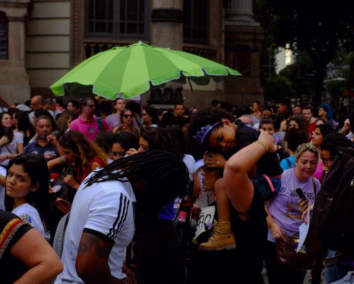 Resistência e luta contra a barbárie capitalista: O Ato #ELENÃO