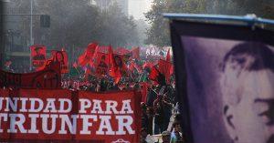 Chile. Nace Central Clasista de Trabajadoras y Trabajadores: La primavera anticipada