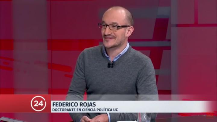 «Los principales líderes no son baluartes de la democracia», Federico Rojas