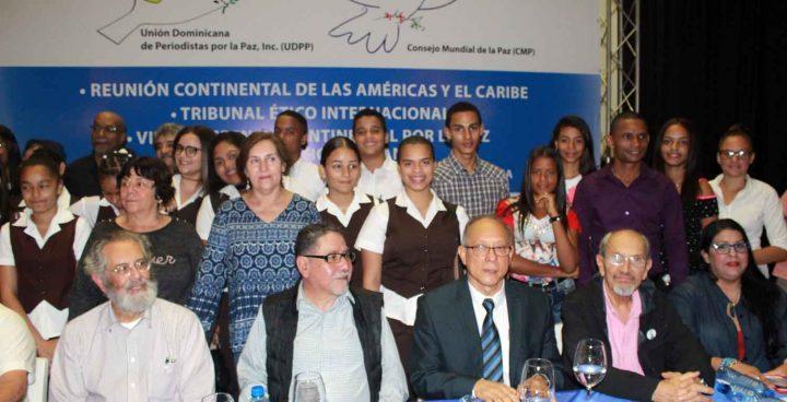 Treffen des Weltfriedensrates für die Americas und die Karibischen Staaten