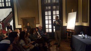 [Cordoba, Argentine] Présentation du livre «L'art d'accompagner» : Outils et pratiques d'accompagnement personnel et spirituel en soins palliatifs
