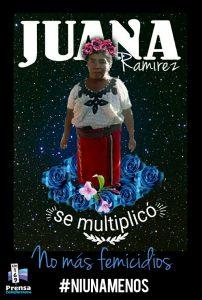 Ella se llamaba Juana Ramírez