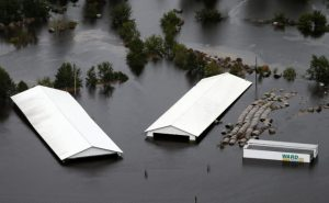 Tropical Storm Florence inundates toxic manure ponds, coal ash dumps in the Carolinas