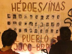 Chile: En el Estadio Nacional conmemoración masiva del 11 de septiembre