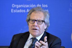 Comunidade internacional rechaça declarações de Almagro sobre golpe militar na Venezuela