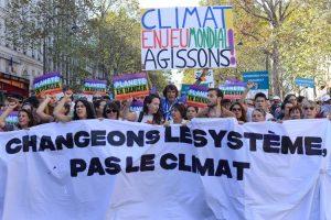 [Photo reportage] Marche pour le climat à Paris