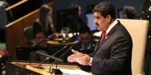 Ante la Asamblea General de la ONU, el presidente Maduro insiste en el diálogo como solución