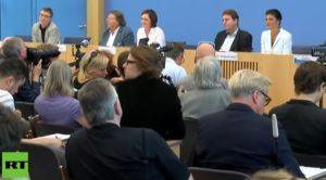 """Bewegung """"Aufstehen"""": Wagenknecht sieht Demokratie in der Krise"""