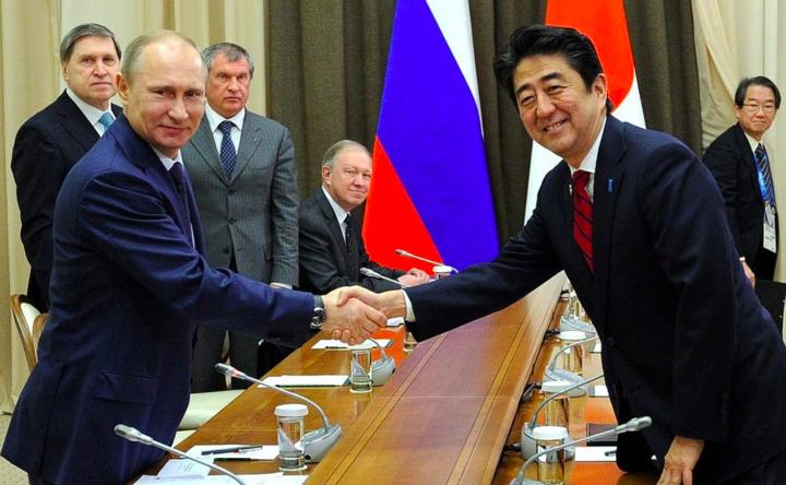 Russia-Giappone: prima la pace, poi le discussioni.