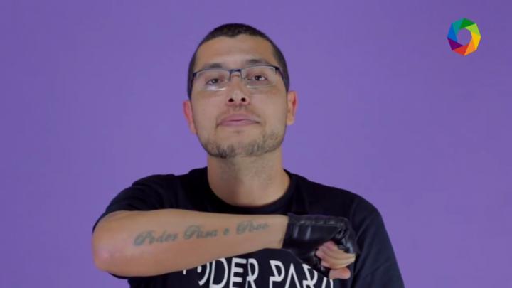 """""""Uma bancada da paz e da não violência, uma bancada realmente das pessoas"""" – Régis Marques"""