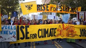 Rise for Climate: Tens of Thousands March in San Francisco Calling for Fossil-Free World