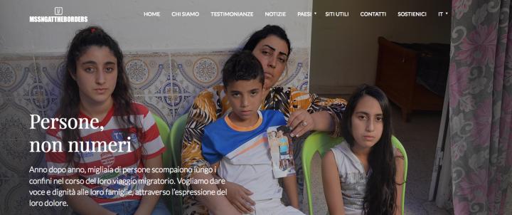 """Missing at the borders: online il sito del progetto dedicato alle famiglie dei migranti, """"nuovi desaparecidos"""""""