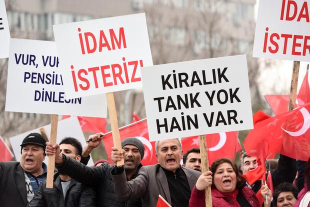 Turchia, il ripristino della pena di morte è sempre più vicino?