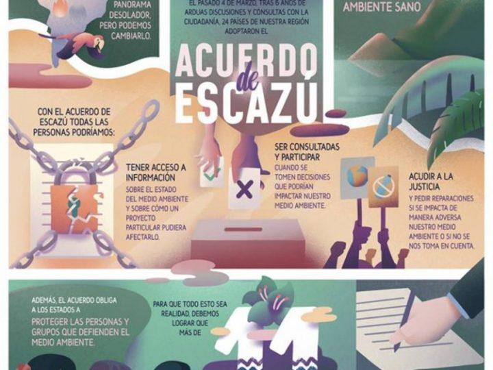 Accordo di Escazú: le prime 12 firme del trattato americano in difesa dell'ambiente