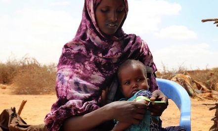 Azione contro la fame: rompere il collegamento tra fame e guerra