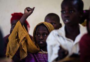 UNICEF: istruzione a rischio per oltre 3,5 milioni di bambini in età scolare nel bacino del lago Ciad