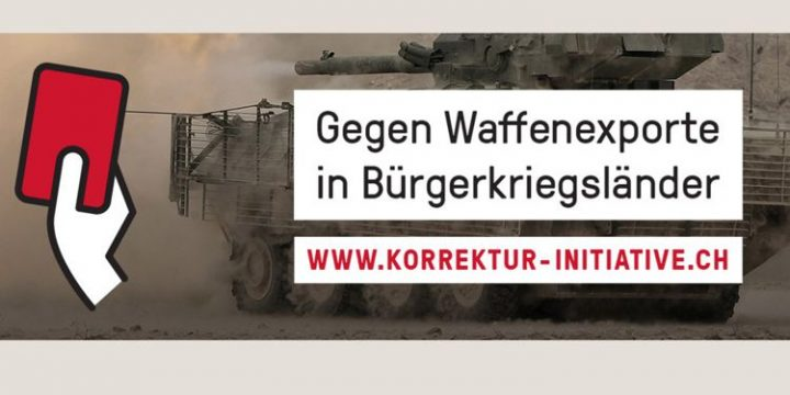 Allianz hält vorerst fest an Initiative gegen Waffenexporte in Bürgerkriegsländer