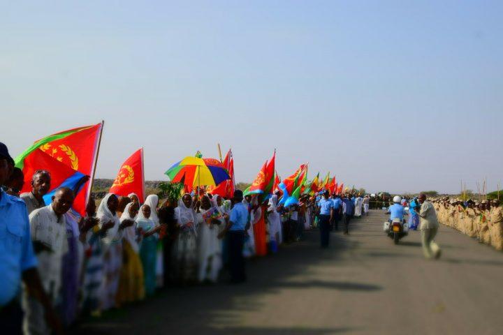 Riaperto dopo vent'anni il confine tra Etiopia ed Eritrea
