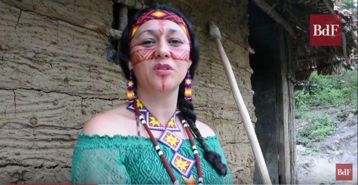 Guaranis celebram o Arapyau, o ano novo guarani