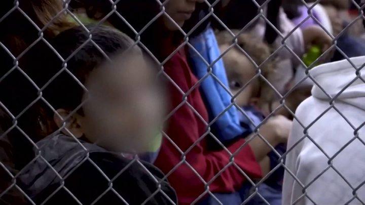 Hay más menores inmigrantes actualmente detenidos que en cualquier otro momento en la historia de EE.UU.