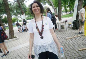 Κική Σταματόγιαννη: στηριζόμαστε αποκλειστικά στην αλληλεγγύη και τη συντροφικότητα