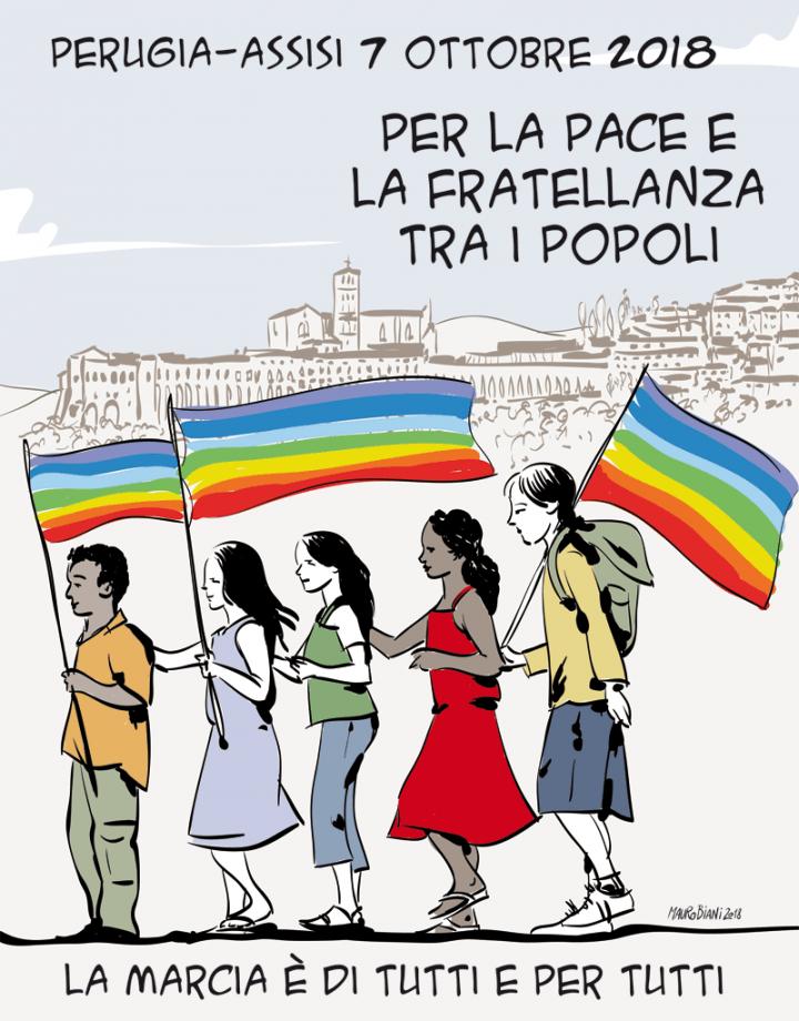 La Marcia è di tutti e per tutti