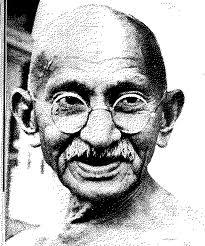 Le désespoir de Gandhi et la lutte pour la vérité et l'amour