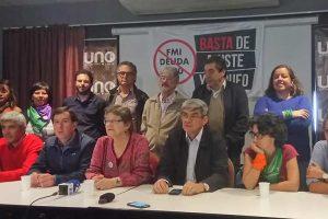 Lanzan llamamiento internacional a movilizar frente al G20 y el FMI