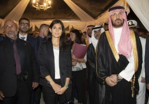 Politici, armaioli e banchieri italiani: tutti e sempre in ginocchio dai re Saud (e dagli altri petrogolfisti)