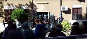 Roma, Villa Gordiani: oltre allo sfratto anche due arresti. Asia-USB: fermare la guerra ai poveri
