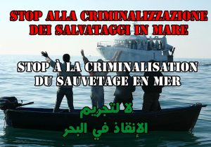 La solidarietà non è reato! Chiediamo la scarcerazione dei pescatori tunisini di Zarzis